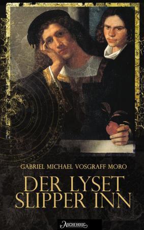 """""""Der lyset slipper inn - roman"""" av Gabriel Michael Vosgraff Moro"""