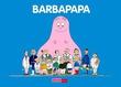 """""""Barbapapa"""" av Annette Tison"""