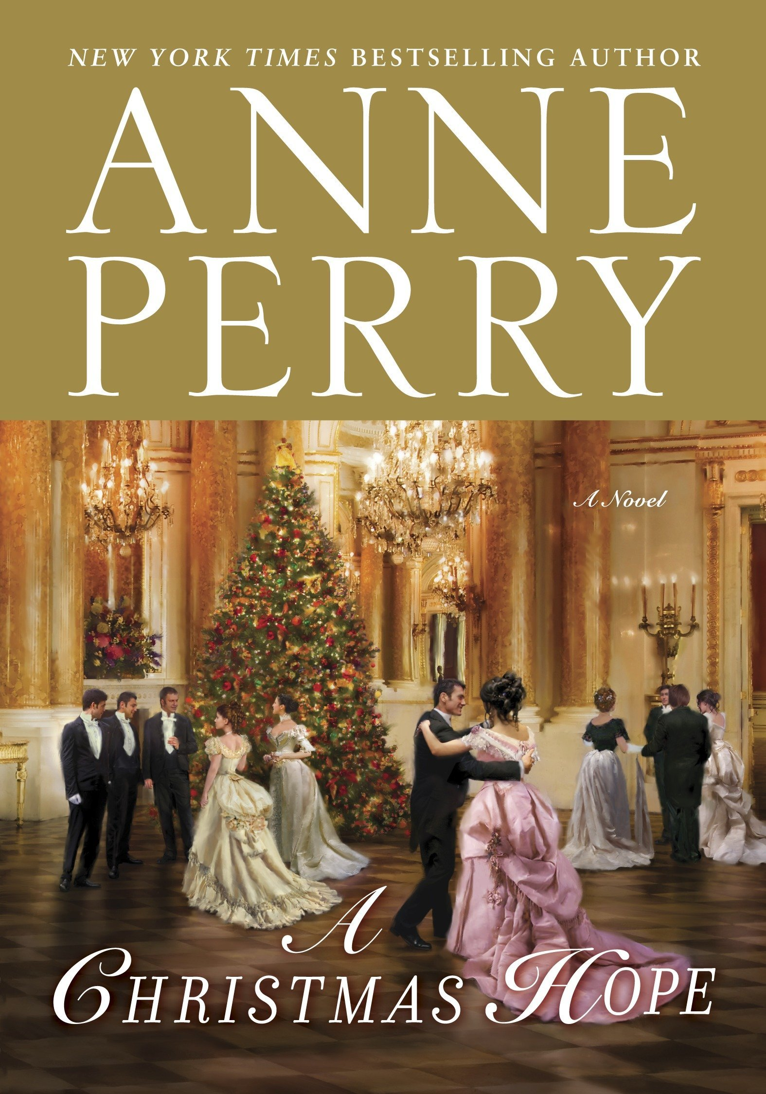 """A Christmas Hope - Christmas Stories #11"" av Anne Perry"