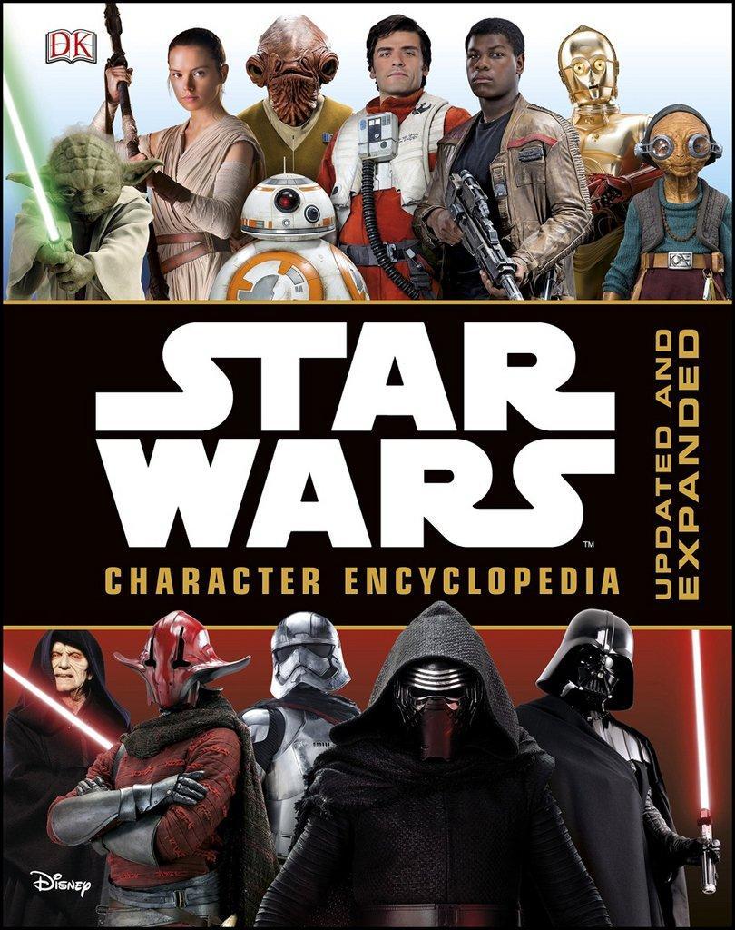 """""""Star Wars character encyclopedia"""""""