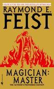 """""""Magician Master (Riftwar Saga)"""" av Raymond E. Feist"""