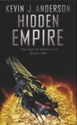 """Hidden empire - saga of seven suns"" av Kevin J. Anderson"