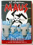 """""""Maus - del 1 og 2"""" av Art Spiegelman"""