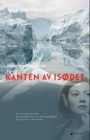 """""""Kanten av isødet"""" av Jesse Blackadder"""