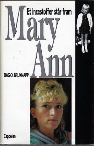 """""""Mary-Ann - et incestoffer står fram"""" av Dag O. Bruknapp"""