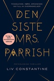 Omslagsbilde av Den siste Mrs. Parrish