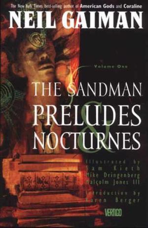 """""""The Sandman - Preludes and Nocturnes (The Sandman)"""" av Neil Gaiman"""