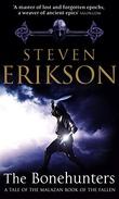 """""""The bonehunters"""" av Steven Erikson"""