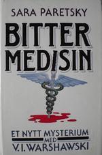 """""""Bitter medisin"""" av Sara Paretsky"""