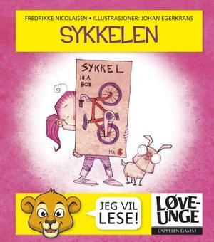 """""""Sykkelen"""" av Fredrikke Nicolaisen"""