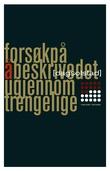 """""""Forsøk på å beskrive det ugjennomtrengelige roman"""" av Dag Solstad"""