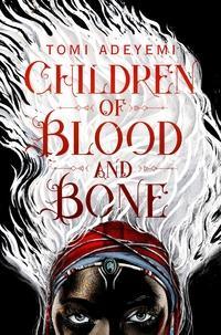 """""""Children of blood and bone"""" av Tomi Adeyemi"""