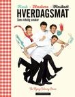 """""""Hverdagsmat som virkelig smaker - rask, raskere, raskest"""" av Flying Culinary Circus (kokkegruppe)"""