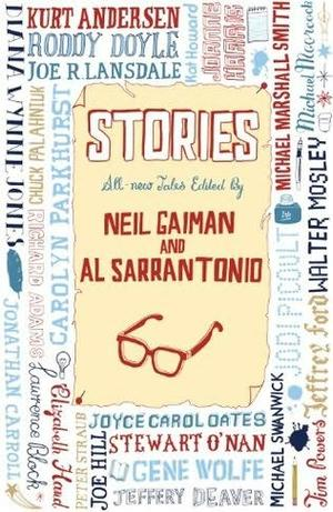 """Stories"" av Neil Gaiman"