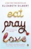 """""""Eat, pray, love - one woman's search for everything"""" av Elizabeth Gilbert"""