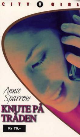 """Knute på tråden"" av Annie Sparrow"