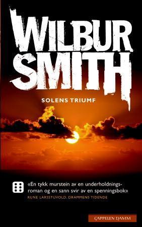 """""""Solens triumf"""" av Wilbur Smith"""