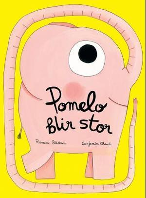 """""""Pomelo blir stor"""" av Ramona Badescu"""