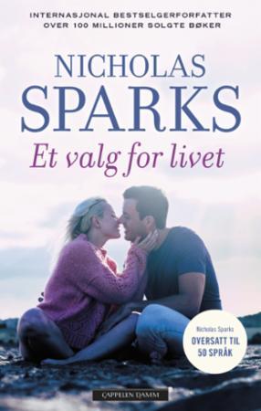 """""""Et valg for livet"""" av Nicholas Sparks"""