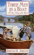 """""""Three men in a boat - to say nothing of the Dog!"""" av Jerome K. Jerome"""