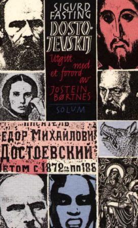 """Dostojevskij"" av Sigurd Fasting"