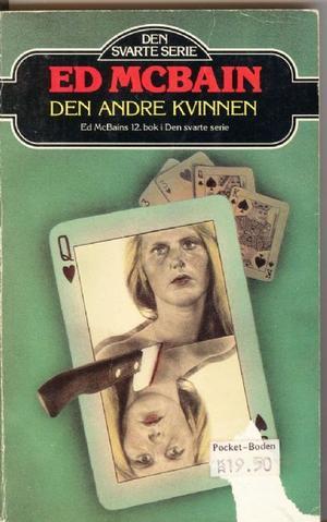 """""""Den andre kvinnen"""" av Ed McBain"""