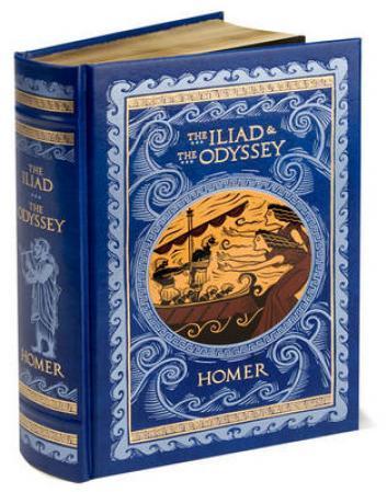 """The Iliad & the Odyssey"" av Homer"