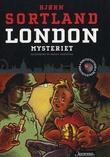 """London-mysteriet"" av Bjørn Sortland"