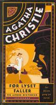 """""""Før lyset faller - og andre historier"""" av Agatha Christie"""