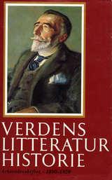 """""""Verdens litteraturhistorie. Bd. 10 - århundreskiftet (1890 - 1920)"""" av Edvard Beyer"""
