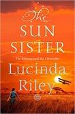 """""""The sun sister"""" av Lucinda Riley"""
