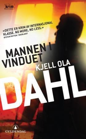 """""""Mannen i vinduet"""" av Kjell Ola Dahl"""