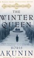 """""""The winter queen - a novel"""" av Boris Akunin"""