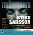 """""""Menn som hater kvinner"""" av Stieg Larsson"""