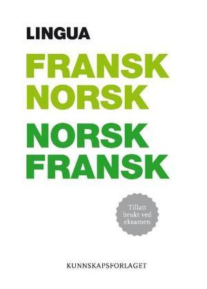 Fransk norsk ordbok