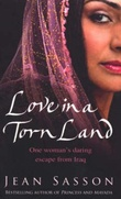"""Love in a torn land"" av Jean Sasson"