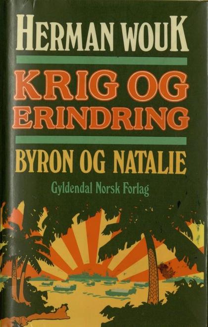 """""""Byron og Natalie - Krig og erindring 2"""" av Herman Wouk"""
