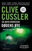 """""""Dødens øye"""" av Clive Cussler"""