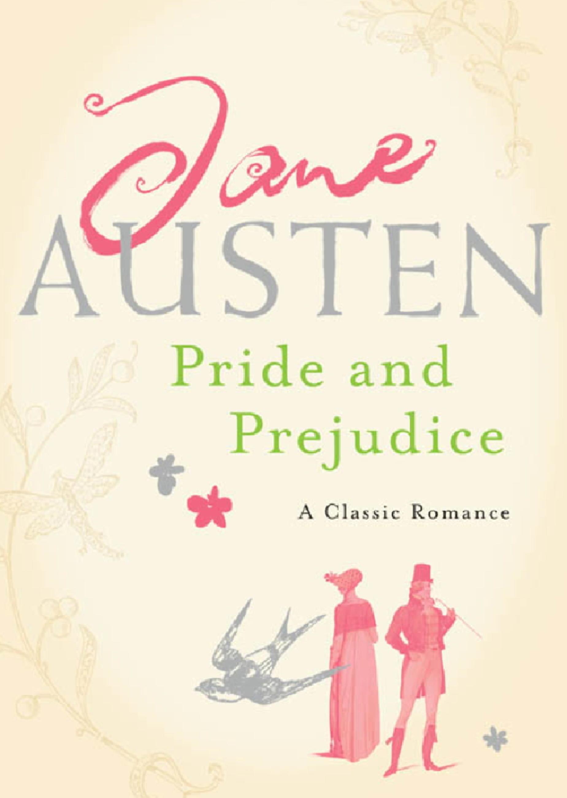 """""""Pride and Prejudice (ebook)"""" av Jane Austen"""
