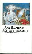 """""""Kopi av et mareritt - noveller"""" av Ana Blandiana"""