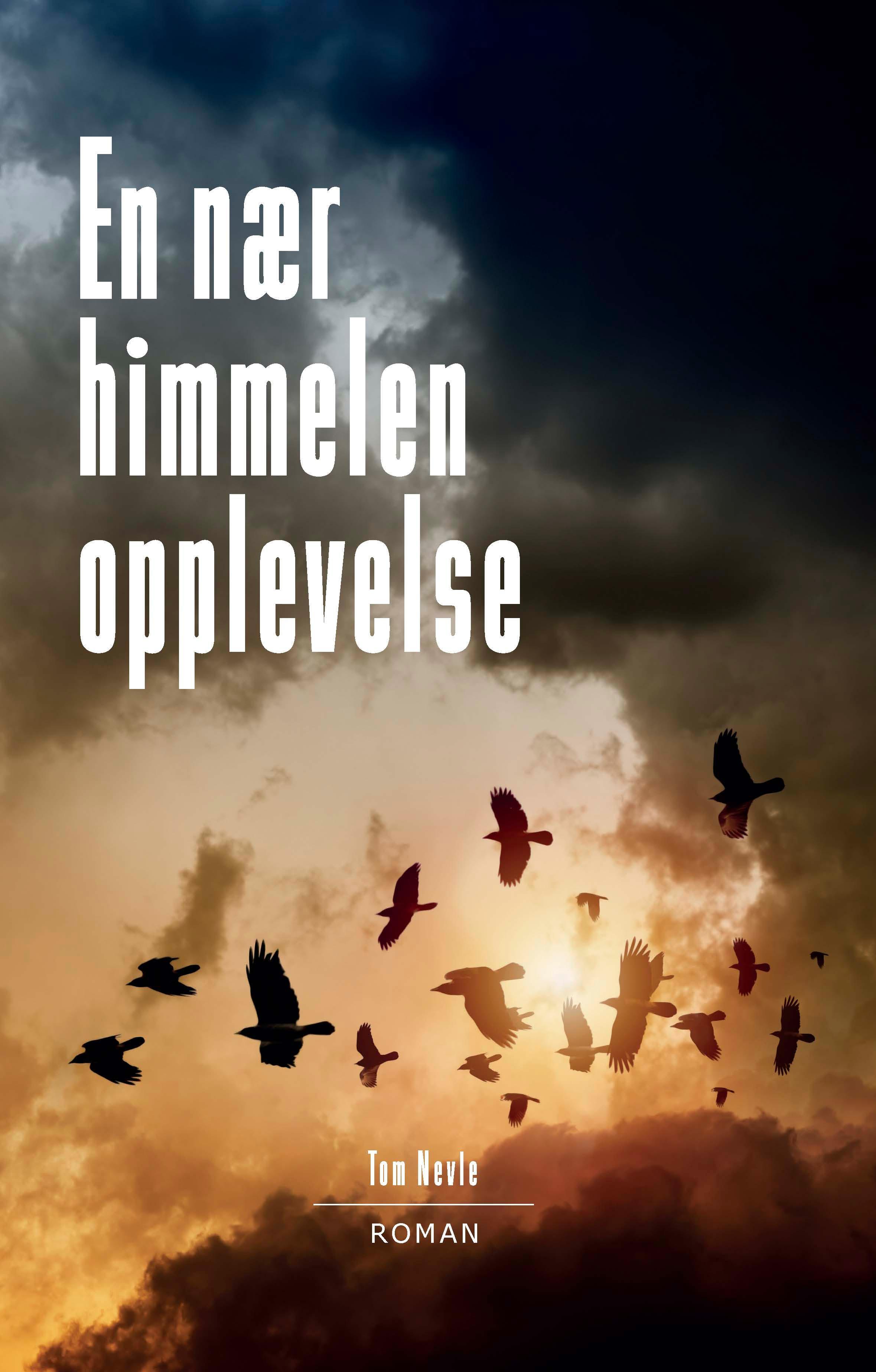 """""""En nær himmelen opplevelse - roman"""" av Tom Nevle"""