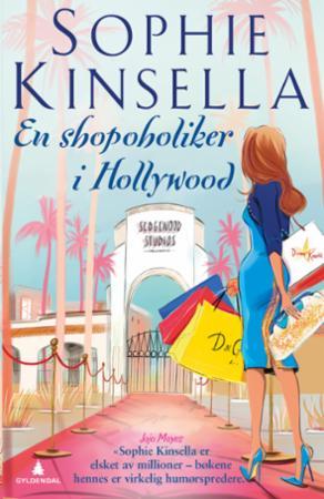 """En shopoholiker i Hollywood"" av Sophie Kinsella"