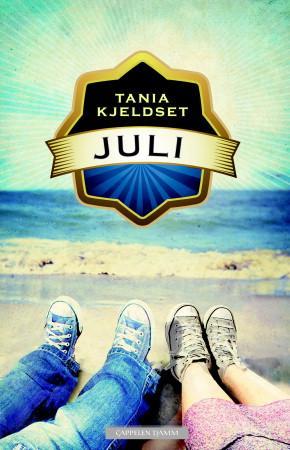 """""""Juli"""" av Tania Kjeldset"""