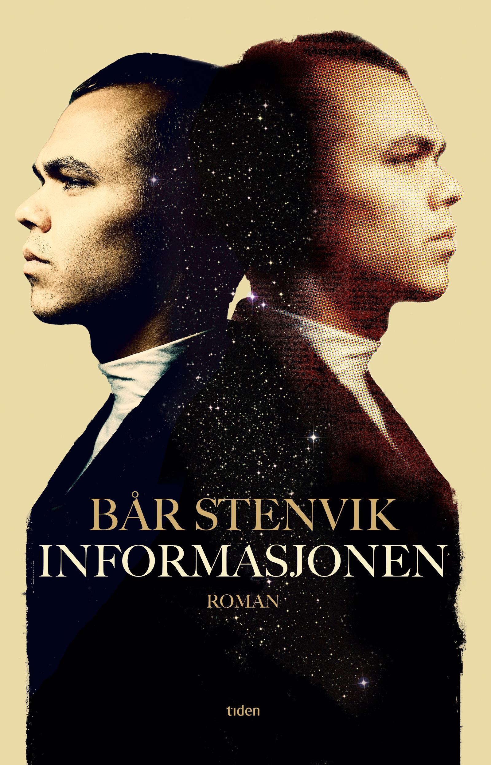 """""""Informasjonen - roman"""" av Bår Stenvik"""