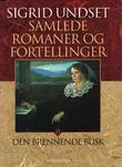"""Nåtidsverker. Bd. 7 - den brennende busk"" av Sigrid Undset"