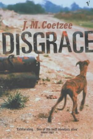 """""""Disgrace"""" av John M. Coetzee"""