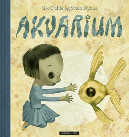 """""""Akvarium"""" av Gro Dahle"""