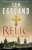"""""""Relic"""" av Tom Egeland"""