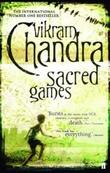 """""""Sacred games"""" av Vikram Chandra"""