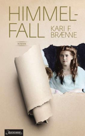 """""""Himmelfall - roman"""" av Kari F. Brænne"""